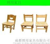 四川幼儿园椅子 博用小靠背椅 幼儿园教具厂家