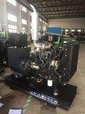 90KW柴油发电机 油耗低功率足