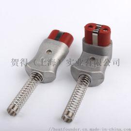 T-728陶瓷铝壳工业插头
