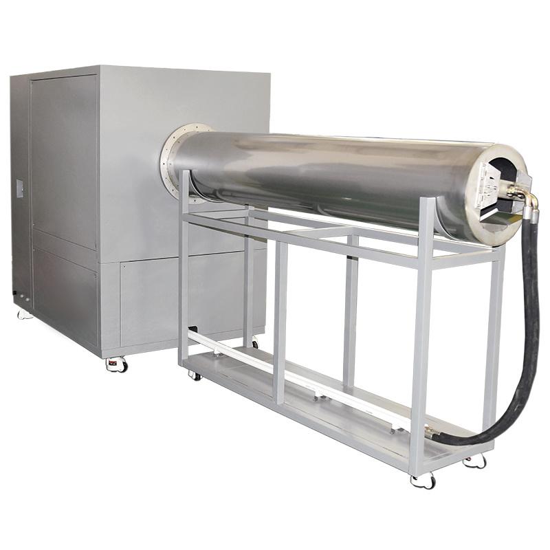 半导体摆管淋雨试验箱,人工淋雨试验装置厂家直销