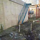 交接缝渗漏水堵漏-污水处理池变形缝堵漏施工