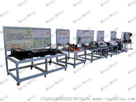 (北汽EV160)纯电动汽车空调与暖风一体化教学实训系统 汽车实训设备