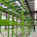 仓储货架多层组装重型货架工业工厂高位货架钢架