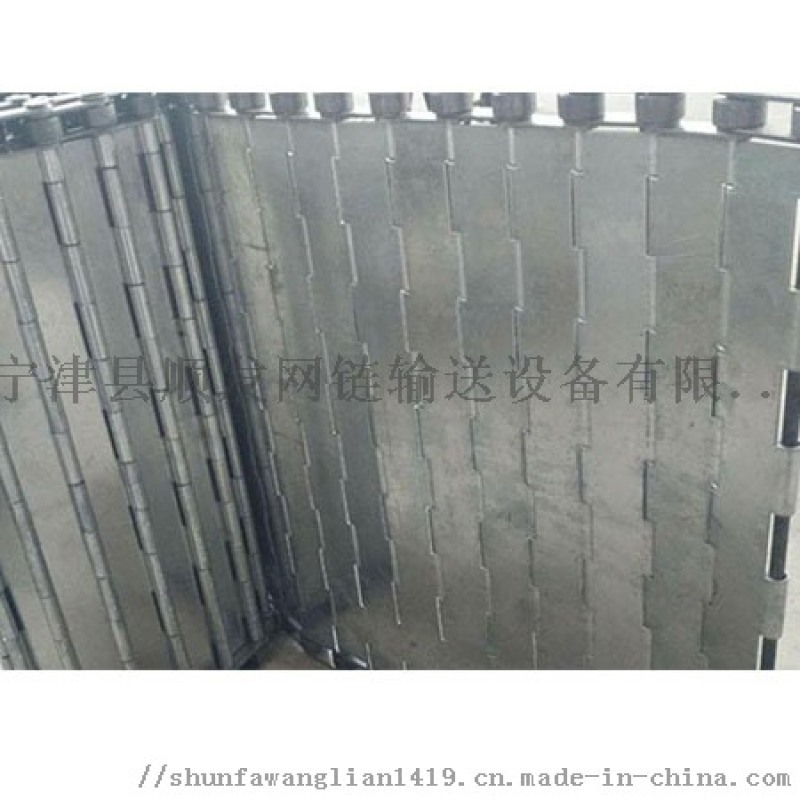 衝孔不鏽鋼鏈板