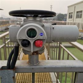 DZW阀门驱动装置 DZW防爆多回转电动执行器