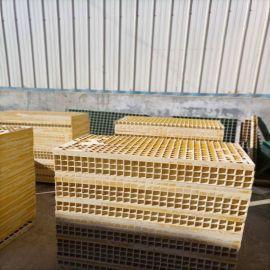 铺砂玻璃钢格栅护树板格栅板