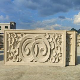 昆明grc构件 grc罗马柱 欧式构件厂家
