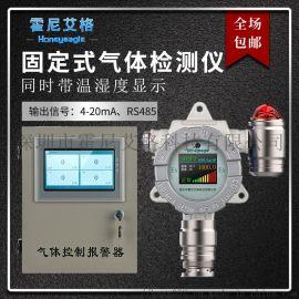 在线式氢氟酸气体探测仪