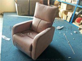 赤虎批量生产时尚功能椅,小户型客厅手动功能沙发