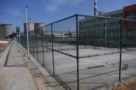 供应小区隔离围栏网,公路防护隔离网,镀锌荷栏网