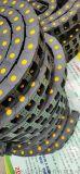 河南塑料尼龍拖鏈,加強型不下塌的滎陽工程電纜拖鏈