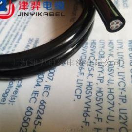 野外动力电缆  PUR聚氨酯高抗拉耐磨电缆