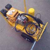 操場車位專用劃線機 操作簡單 濟寧捷克 冷噴劃線機