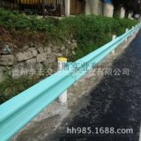 高速公路隔离防撞波形护栏板 热镀锌防生锈护栏