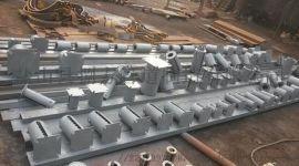盐山捌方管道厂家直销T4支架整定弹簧组件