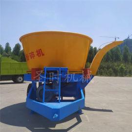 大型草捆粉碎机进口移动多少钱 全自动玉米秸秆粉碎机
