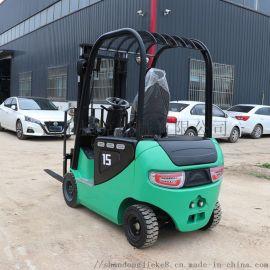 捷克1.5吨电动叉车 标配版电动叉车 前移式叉车