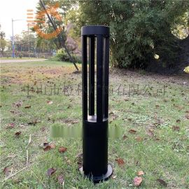 防水草坪灯LED行道路灯圆柱形草地灯特色景光灯厂家