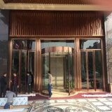 廣州酒店門改造 訂做自動旋轉門