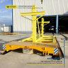 无线遥控轨道转运车可转弯地面轨道搬運車 过跨平板车