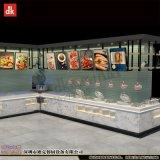 迪克餐厨设备专业生产定制移动自助餐台
