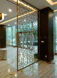 中式酒店工程客厅玄关定制