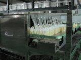 玻璃瓶豆奶生產線(2000)小型豆奶加工生產設備 整套豆奶豆漿製作設備