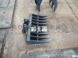 輪式挖掘機 微型小挖掘機 六九重工 可換抓木器的