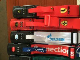 安全行李箱打包带 称重密码锁插扣捆绑带