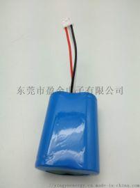 18500-1200mAh-7.4V电池组