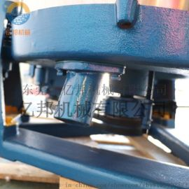 台湾直销三足离心机工业脱水机小型铁屑铜屑脱油甩干机