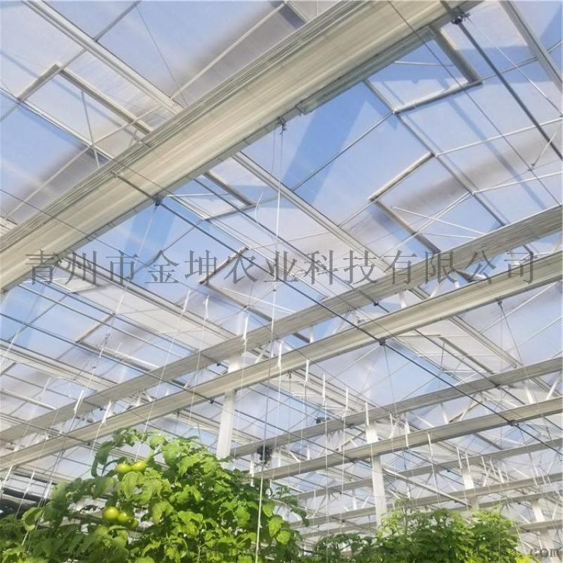 PC板溫室設計 陽光板溫室大棚配件