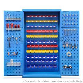 重型工具柜铁皮柜子储物柜车间多功能汽修五金工具箱