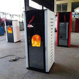 厂家直销生物质采暖炉-木屑颗粒取暖炉-取暖炉风暖炉