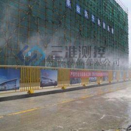 山西大同喷雾厂家景观喷雾系统围墙喷雾