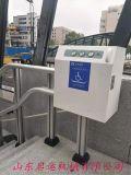 轮椅爬楼专用电梯新疆斜挂升降机机场无障碍设施安装