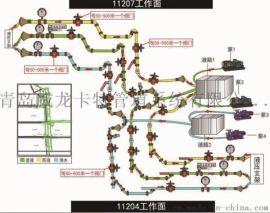 智能化集成供液管路系统