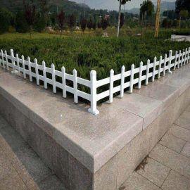 新疆克拉玛依云南pvc护栏 绿化带护栏厂