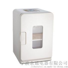 余通15L电子冰箱液晶显示车载冰箱立式小冰箱