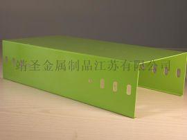 铝合金线槽表面粉体涂装