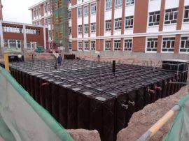 广西南宁SW大模块地埋式不锈钢水箱