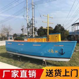 黄石防腐木海盗船20米海盗船采购
