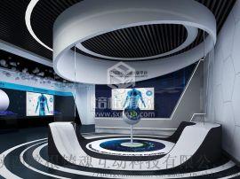 智慧醫療展廳建設,醫療展館設計