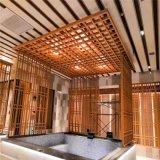 西安铝合金格栅方通 热转印木纹格栅铝方通厂家