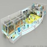 兒童淘氣堡室內樂園/室內兒童遊樂設備/新款淘氣堡
