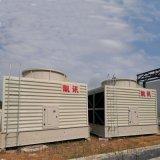 低噪音方形冷却塔 清远凯讯350T方形冷却塔