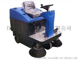 F1100驾驶式扫地车 电动扫地车 车间用扫地车