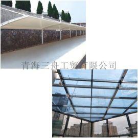 供西宁膜结构车棚及青海建筑膜制造