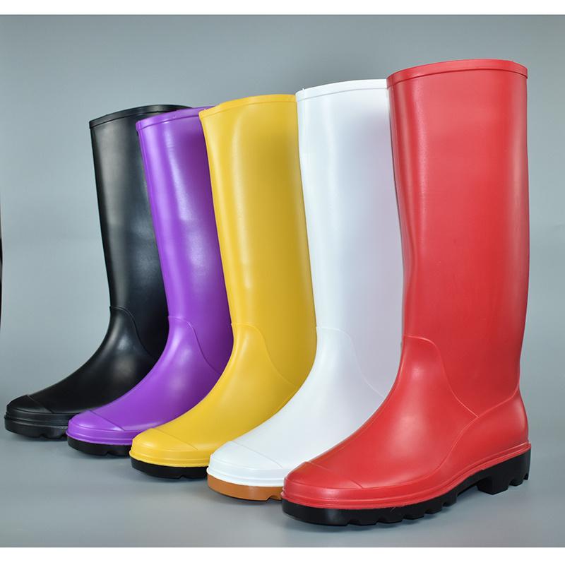 畜牧養殖業專用雨鞋工作雨靴耐油耐酸鹼養豬雨鞋
