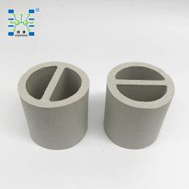 50mm陶瓷一字环填料 洗涤塔 冷却塔等 现货供应